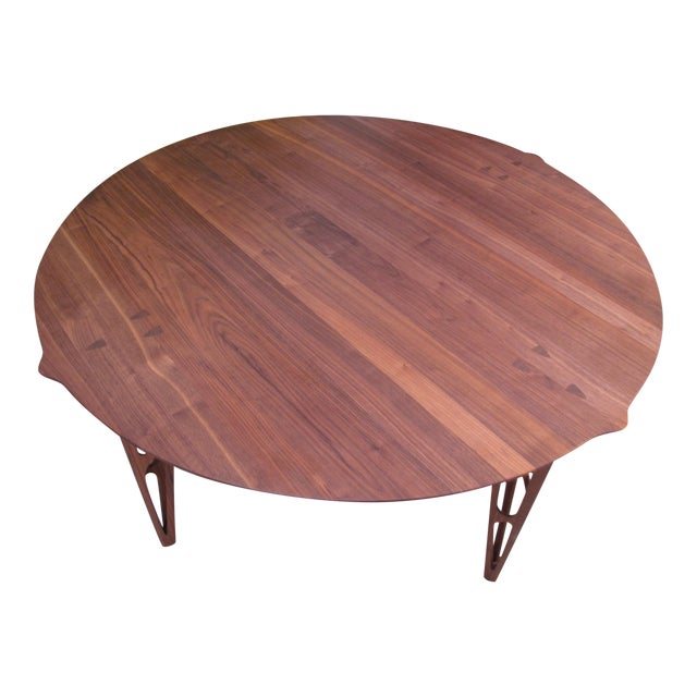 Michele De Lucchi for Riva Round Dining Table - Image 1 of 5