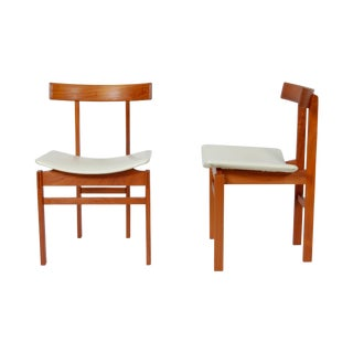 Klingenberg for France & Son Dining Chairs - Pair