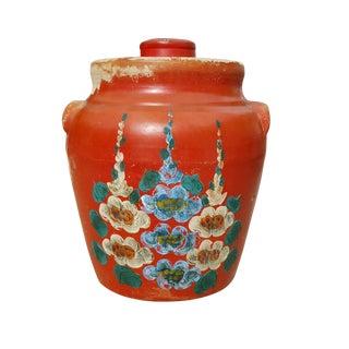 Vintage Studio Pottery Jar