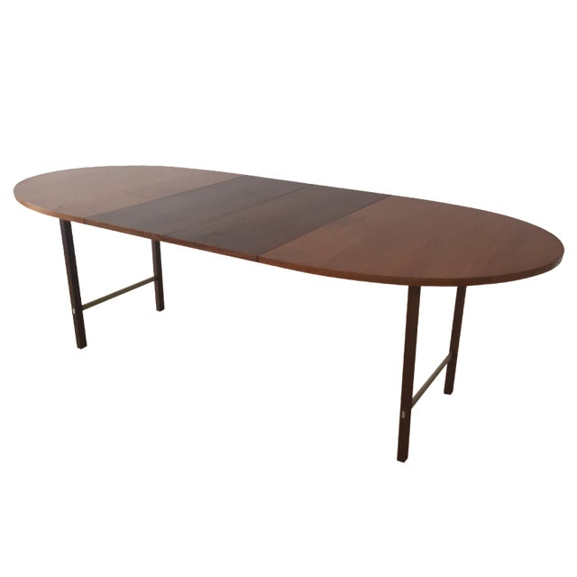 Mid Century Oval Dining Table By Paul McCobb Chairish