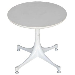 Swag Leg Pedestal Table by George Nelson for Herman Miller
