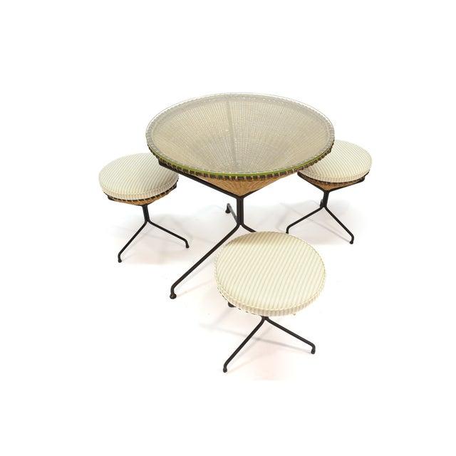Image of Dinette Set by Danny Ho Fong for Tropi-Cal
