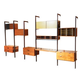 George Nelson 5-Bay CSS Wall Unit