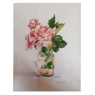 Lynn Larson Flower Print