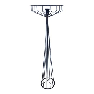 Tony Paul Wire Mid-Century Floor Lamp