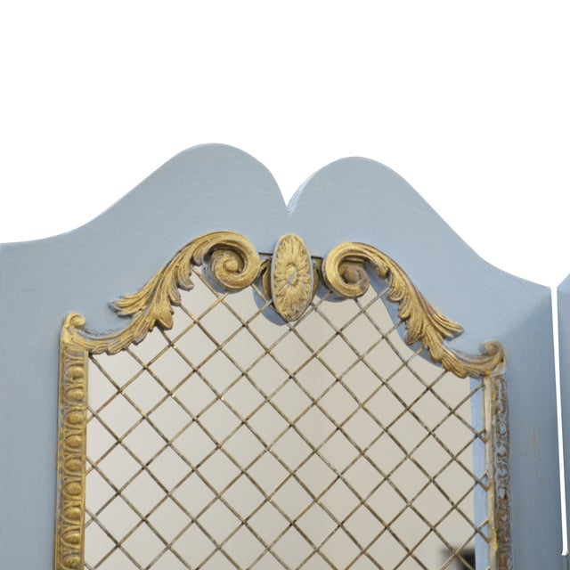 Image of French-Style Room Screen