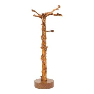 Grape wood tree