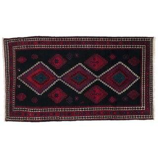 """Vintage Persian Nahavand Rug - 5'6"""" x 9'7"""""""