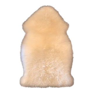 Handmade Sheepskin Rug Seat Cushion