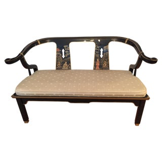 James Mont Century Furniture Chinoiserie Settee