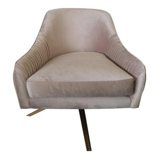 West Elm Roar+Rabbit Swivel Chair