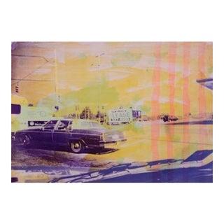 "Marco Pittori ""Memphis"" Print"