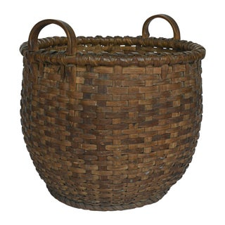 American Split Oak Basket