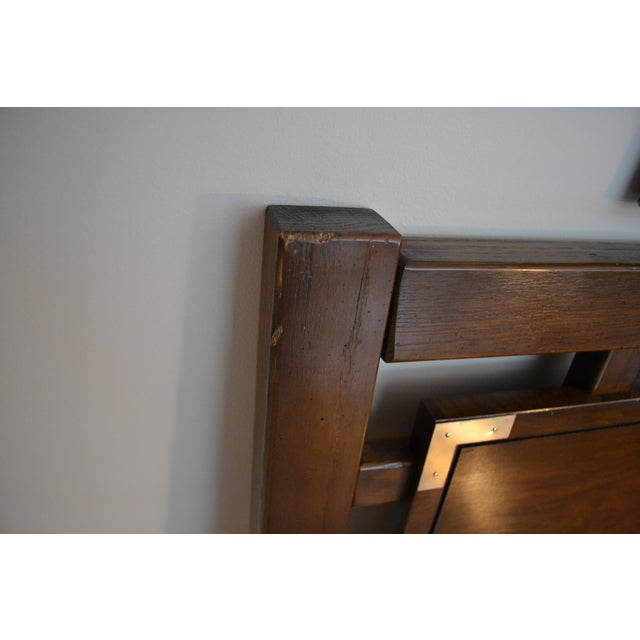 Dixie Campaign Twin Headboards - Set of 2 - Image 6 of 11