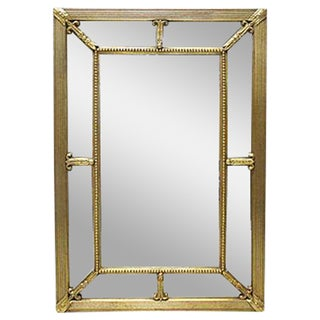 Friedman Brother's Gilded Mirror
