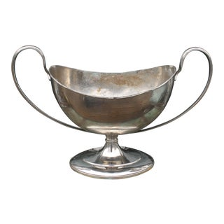 Early 20th Century Silver Plated Jardiniere