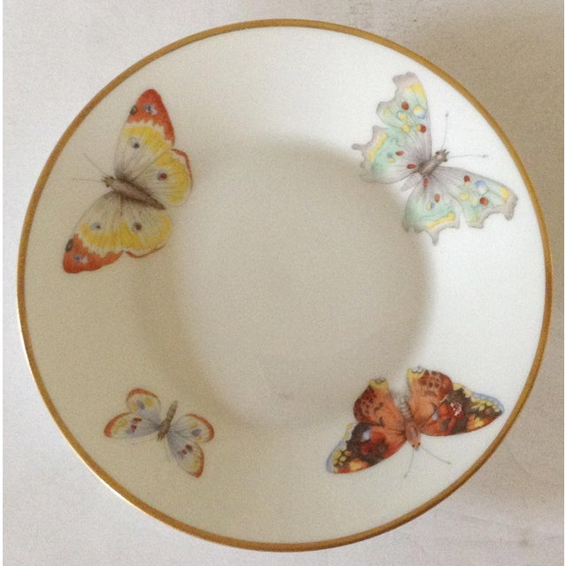 Limoges Cup and Saucer - Image 4 of 5