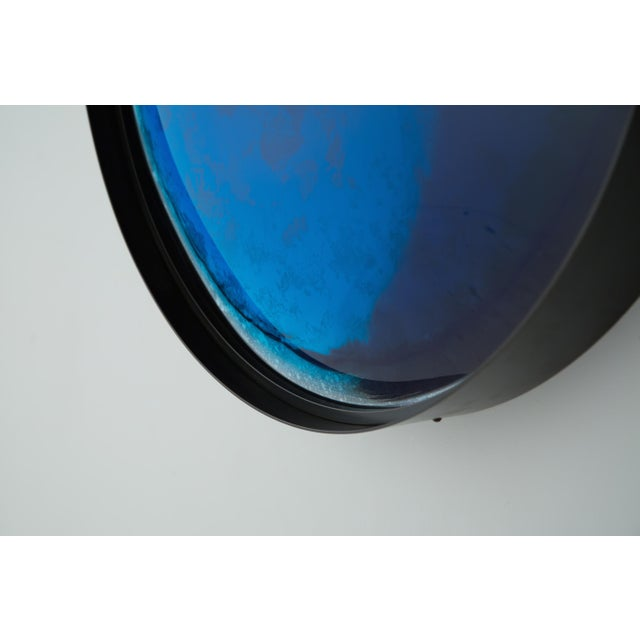Customizable Ionian Iris - Convex Mirror by Tom Palmer - Image 11 of 11