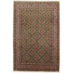 """Image of Asian Style Persian Area Rug - 6'1"""" x 10'"""