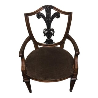 William Switzer Arm Chair