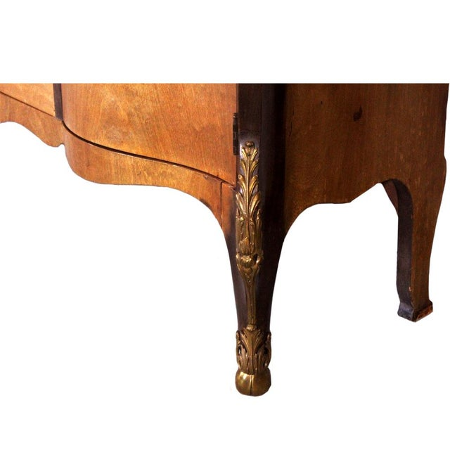 Louis XV Bronze Banded Armoire - Image 10 of 10