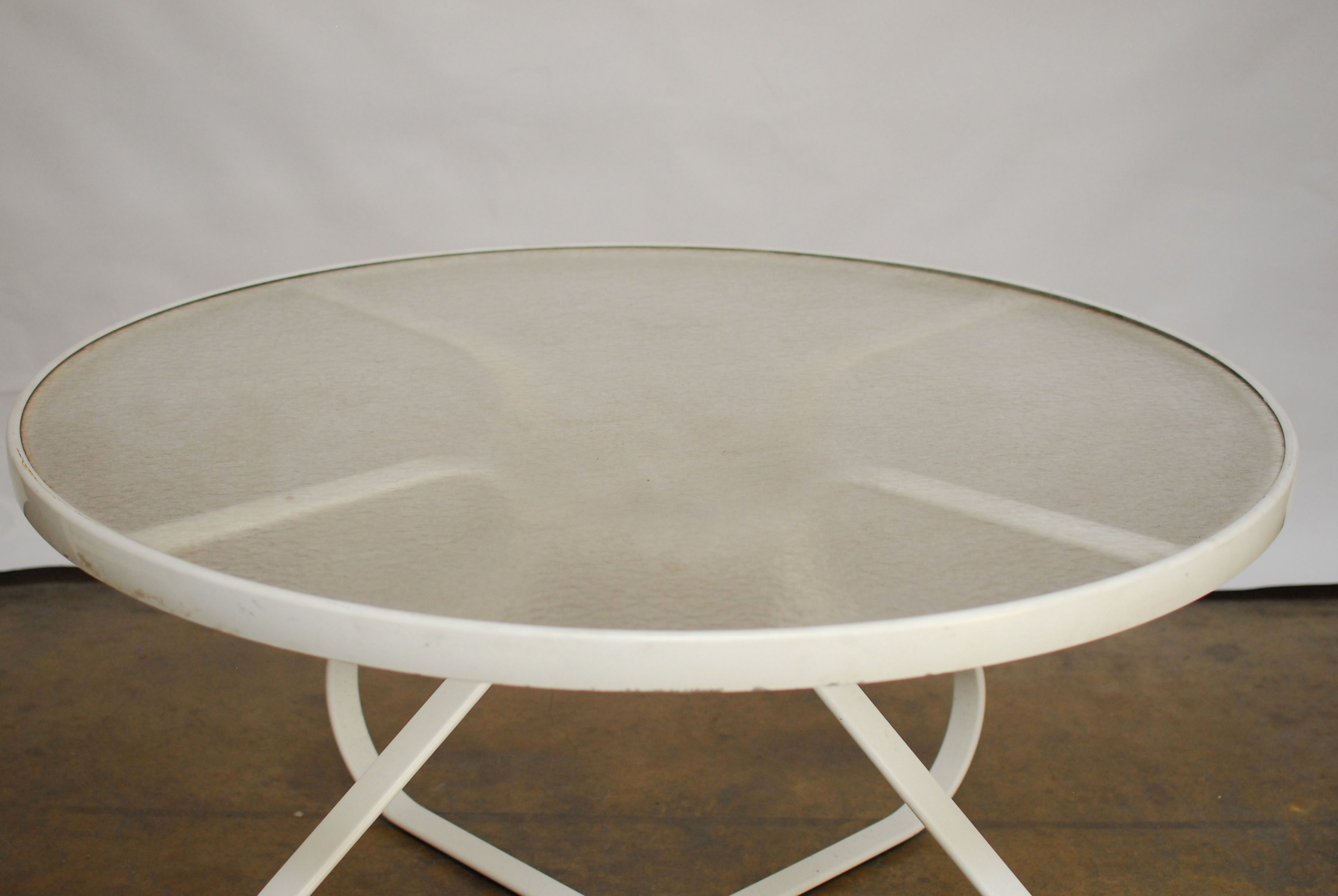 Mid Century Modern Tropitone Patio Furniture Set