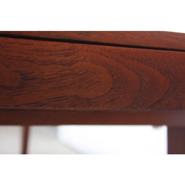 Danish Modern Teak Extendable Coffee Table Chairish