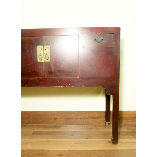 Antique Chinese Ming Buffet Cabinet, 1800-1849 - Image 3 of 10