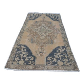 "Oushak Tribal Floor Carpet - 52"" x 98"""