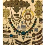 Image of 1888 Jewelry of Ancient Asia Lithograph