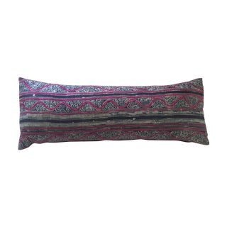 Batik Bolster Pillow