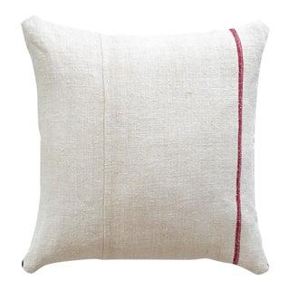 Linen & Velvet Pillow