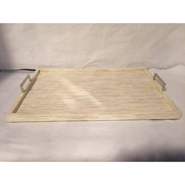 Image of Extra Large Bone Inlay Tray