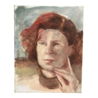 Contemporary Portrait of a Woman