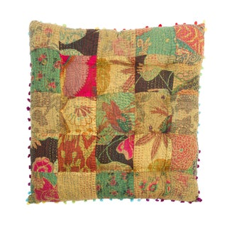 Boho Chic Floor Cushion