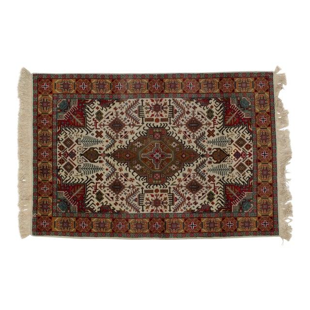 "Leon Banilivi Persian Tabriz rug - 3'4"" x 5'5"" - Image 1 of 6"