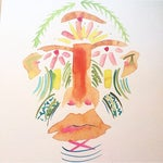 Image of Lori Fox Nature Man: The Third Eye Painting