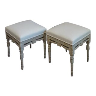 Pair of Swedish Stools (#51-70)