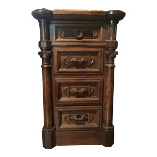 Victorian Night Stands - Pair
