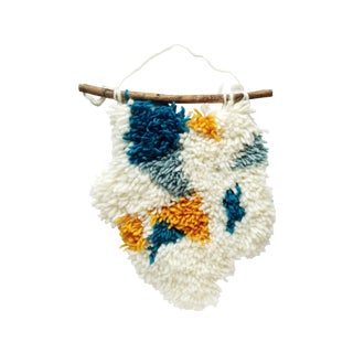 "Dani Schafer ""Vista"" Wool Wall Hanging"