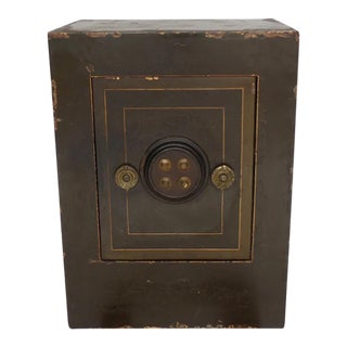 Late 19th Century Antique Spanish Safe