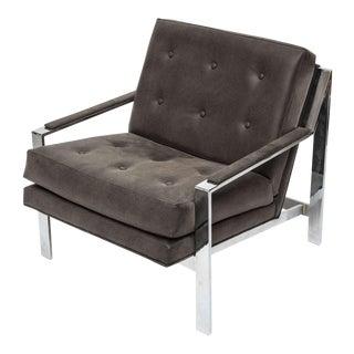Cy Mann Chrome Chair