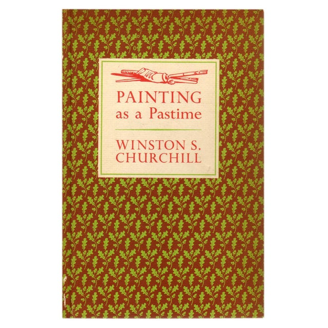 Quot Painting As A Pastime Quot By Winston S Churchill Chairish