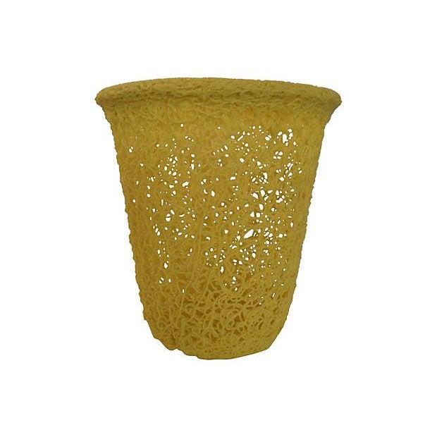 Image of Mid-Century 'Spaghetti' Waste Basket