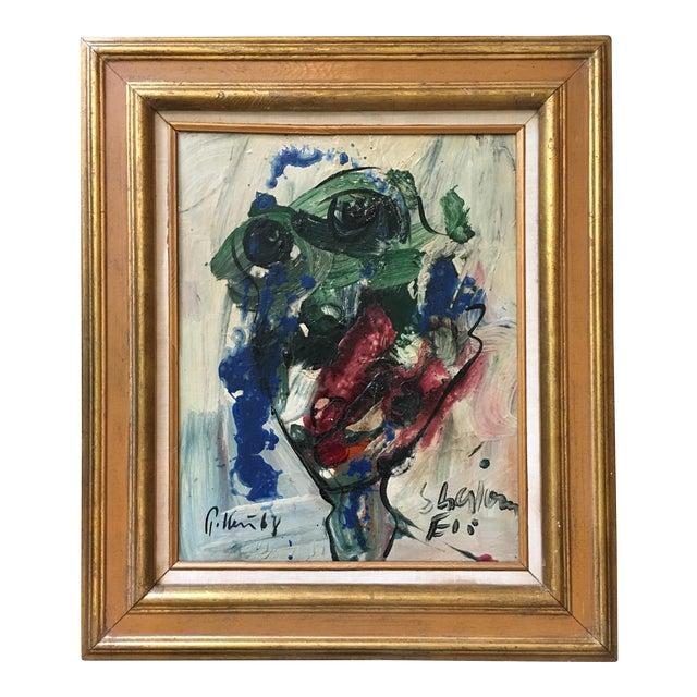 'My Friend Miro' Painting - Image 1 of 11