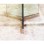 Image of Leon Rosen Pace Collection Brass Dining Table