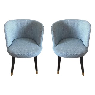 Roberto Lazzeroni Colette Armchairs - A Pair