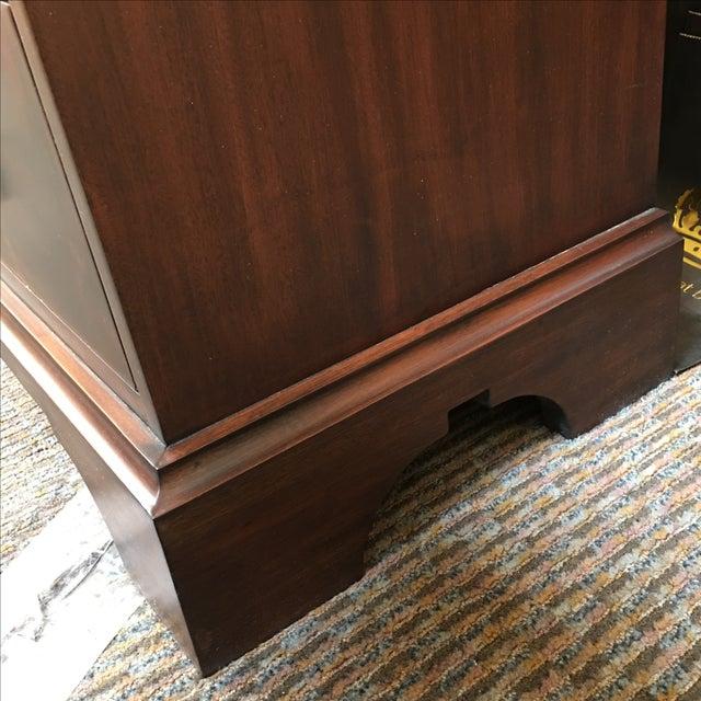 Locking English Storage & Display Cabinet - Image 9 of 10