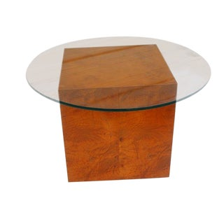 Edward Wormley Dunbar Cocktail Cubed Table