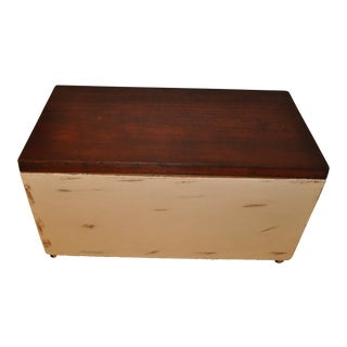 Mid-Century Wood Cedar Chest